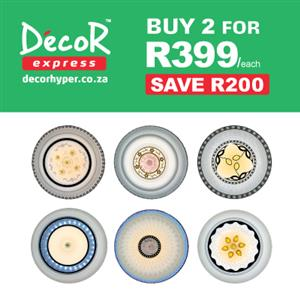 Wide variety of Lighting at Decor express