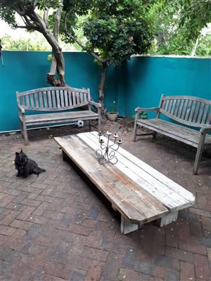 2 Bedroom Pet Friendly House in Gardens, Cape Town