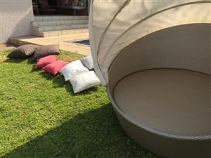 """Outdoor Orbit """"Loveseat"""" Day bed for Sale"""