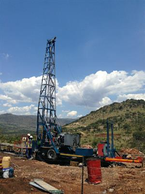 Mining Exploration and Geotechnical Drilling Hire
