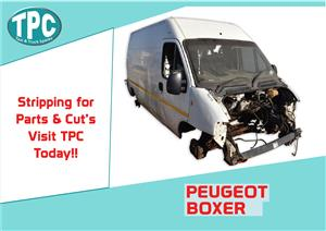 Peugeot Boxer for Sale at TPC