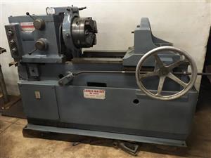 Landis 2.5 inch Threading Machine