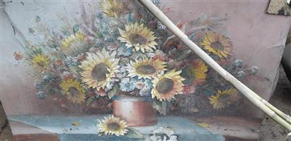 Vintage painting collectors items