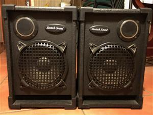 Set of Two SimTech Speakers