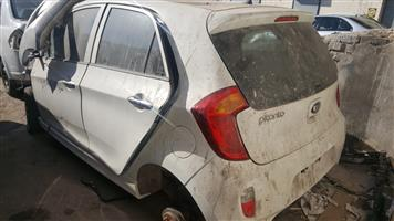 2012 Kia Picanto Stripping For Spares For More Info Contact Ebrahim On 0833779718