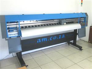 R885/m F-1604/XP600/AQUA Large Format Printer Rental: FastCOLOUR Lite 1600mm EPSON XP600
