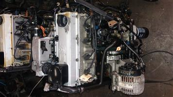 VW 2.0 8V Engine  # AGG / ADY