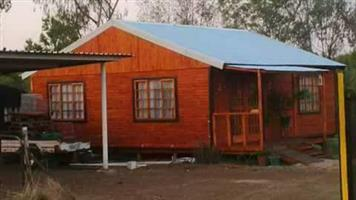 Thabo log home for best price