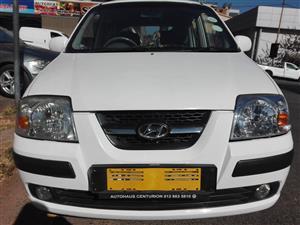 2010 Hyundai Atos