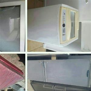 we collect unwanted fridges or other home appliances and furniture
