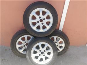 Volvo wheels for sale