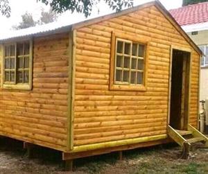 Kim log cabin wendys