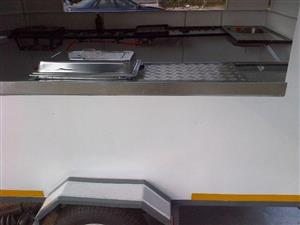 Custom Mobile Kitchens and Trailers