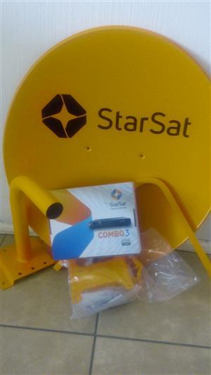 Installation of STARSAT