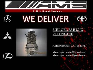 MERCEDES 271 ENGINE