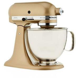 KitchenAid Artisan 4.8L Stand Mixer Gold colour