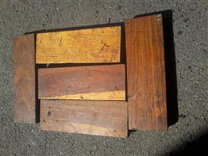 Reclaimed parquet flooring blocks for sale