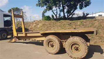 Bell timber tip trailer