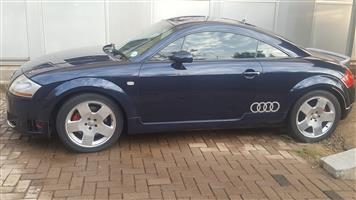 2002 Audi TT coupe TT RS QUATTRO COUPE STRONIC