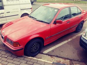 1998 BMW 3 Series sedan