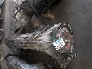 VW TOUREG COMPLETE GEARBOX FOR SALE