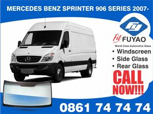 Windscreen for sale for Mercedes Benz Sprinter 906 Series 2007- #270174