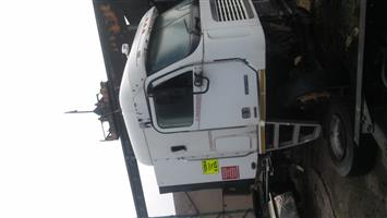 freightliner argosy stripping for spares