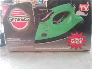 Genesis Extreme Steam Iron