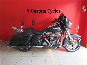 2014 Harley Davidson FLHT