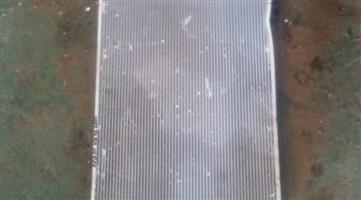 opel corsa radiator