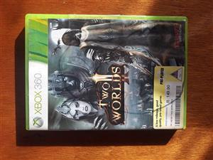 Two worlds xbox game for sale