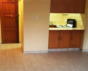Sunny 1 bedroom, 1 bathroom 2nd floor corner apartment