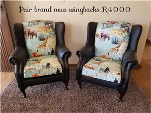 Brand New Wingbacks
