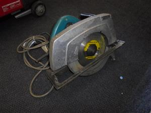 1250W Makita Circular Saw