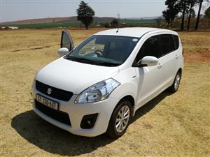 2015 Suzuki Ertiga 1.4 GLX