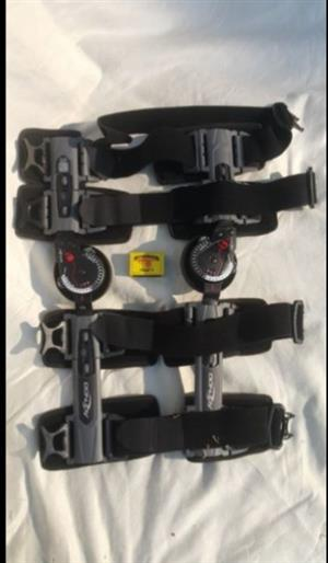 X-Act ROM Knee Brace (DonJoy) - Secondhand