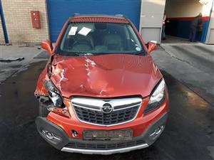 2016 Opel Mokka 1.4 Turbo Cosmo Code 2
