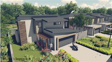 new development freestanding full title houses in terenure, kempton park