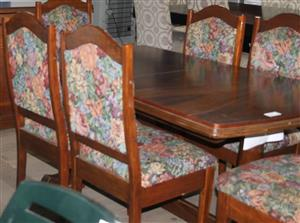 S034089A 8 Piece dining room suite #Rosettenvillepawnshop
