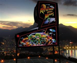 Pinball Machine Imports : We are able to import titles not available in SA