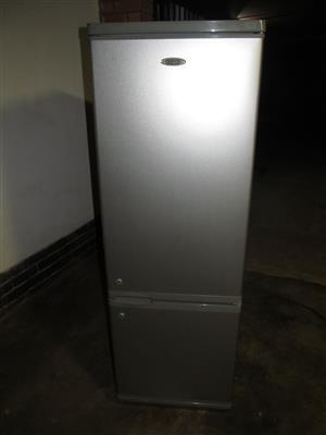 Defy Double door fridge/ freezer 305L