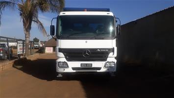 Mercedes Actros 10 Cube DBL Diff