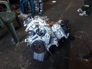 Srt 6.1 Jeep engine