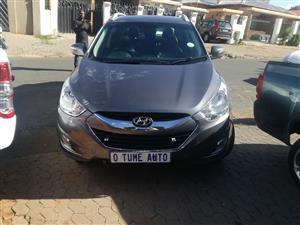 2012 Hyundai ix35 1.7CRDi Premium