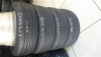 "15""16""17""18""Second hand tyres Pretoria."