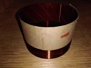 Speaker Voice Coils (Normal) (+-100 mm)