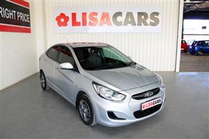 2011 Hyundai Accent 1.6 GL