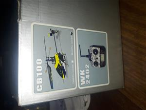 Rc Helicopter CB100