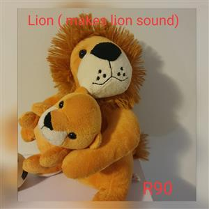 Lion toy for sale