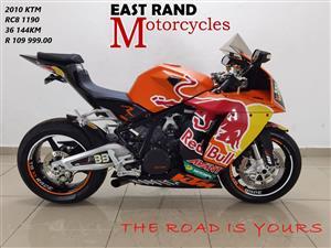 2010 KTM RC8